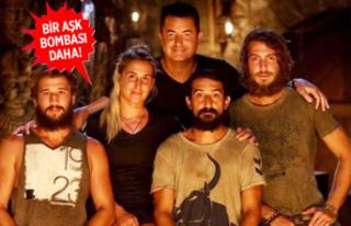 Survivor'da ikinci aşk sürprizi! Serhat Akın'dan...