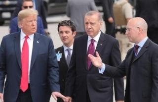 Trump NATO'yu topa tuttu