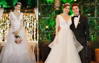 'Yeni Gelin' evlendi!