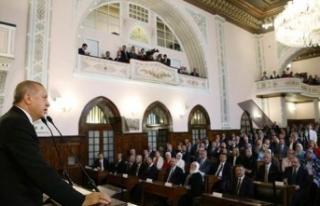 Yeni kabine 2. Meclis'te
