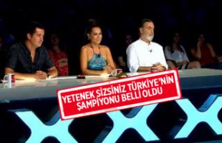 Yetenek Sizsiniz Türkiye 2018'i kim kazandı?