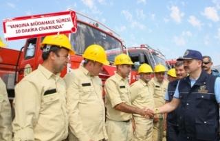 Bakan Pakdemirli'den İzmir çıkarması