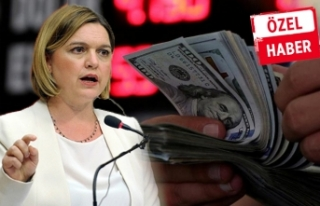 CHP'li Böke'den 'sert' dolar...