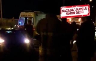 Çiğli'de korkunç kaza! Kazada 1 hamile kadın...