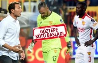 İzmir'de 4 gol, 3 kırmızı kart
