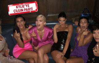 İşte Kylie Jenner'ın en özel hediyesi