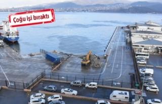 İzmir'de o sektör zor günler geçiriyor