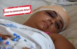 Kaldırım taşıyla hastanelik etti: Serbest kaldı!