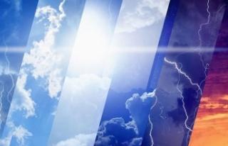 Meteoroloji'den Ege'ye rüzgar uyarısı