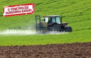 Tarım arazilerini imara açacağı iddia edilen yönetmeliğe...