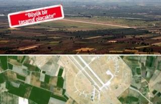 Ulusoy'dan Akhisar'a havaalanı çıkışı