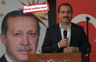 AK Partili Kırkpınar: İzmir'i AK belediyecilikle...