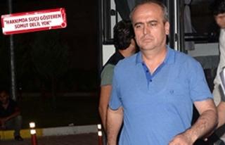 Balyoz hakimi Ömer Diken'in tahliye talebi reddedildi