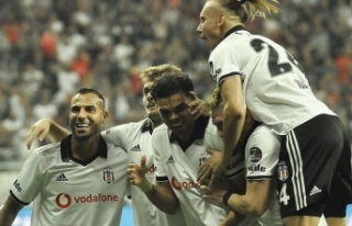 Beşiktaş, Malatyaspor'u puansız gönderdi