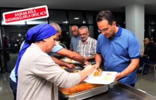 Muharrem ayı orucu, Pınarbaşı'nda açıldı