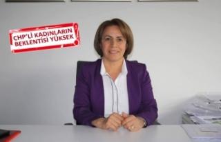 """""""İzmir'in 15 ilçesinde, kadın aday gösterilmeli"""""""