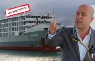 Bakan, 'şarbon' iddiasını TBMM'ye taşıdı
