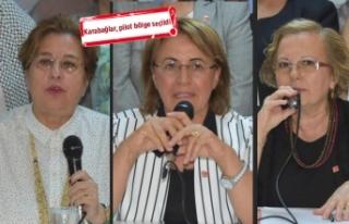 CHP'li kadınlar çocuk istismarına karşı...