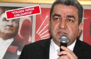 CHP'li Serter: Enflasyon fren tutmuyor