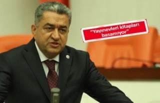 CHP'li Serter: İthal kağıda mahkum bir ülkeyiz