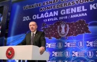 Cumhurbaşkanı Erdoğan'dan ekonomiye dair çok...