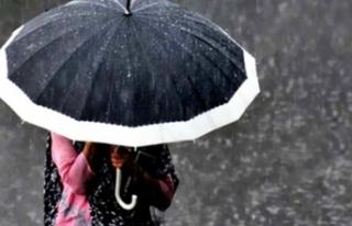 Ege'de yağışlar devam edecek