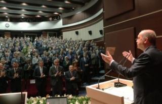 Erdoğan'dan il başkanlarına istifa uyarısı