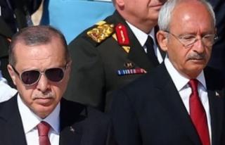 Erdoğan'dan Kılıçdaroğlu'na bir dava...