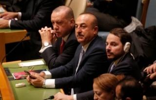 Erdoğan Twitter'da paylaştı: Dünya 5'ten...
