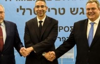 İsrail ve Yunanistan'dan doğalgaz boru hattı...