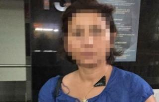 İzmir'de havalimanında terör gözaltısı!