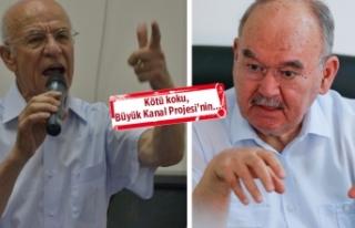 İzmir'in eski başkanlarından 'koku'...