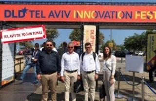 İZTO, girişimcilikte Tel Aviv örneğini inceledi