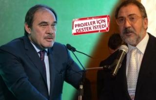 Karşıyaka Başkanı Büyükkarcı, TFF Başkanı...