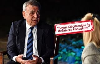 Kocaoğlu: CHP, 'İzmir modelini' örnek...
