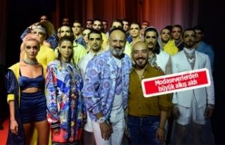 Mercedes-Benz Fashion Week'te, İzmir rüzgarı...