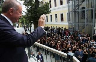 Öğrenciler talep etti... Cumhurbaşkanı Erdoğan...