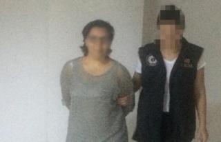PKK/KCK şüphelisi kadın sınır dışı edilecek