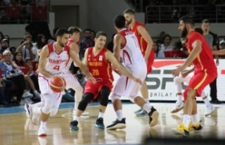 Türkiye: 79 - Karadağ: 69