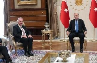 TÜSİAD'dan Erdoğan'a ziyaret