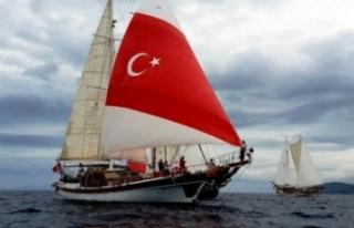 1500 Türk, Leros Adası'nda mahsur kaldı