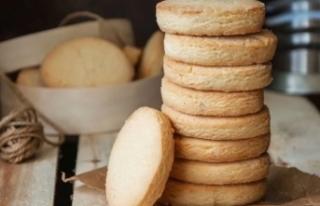 5 malzemeli kıyır kurabiye tarifi