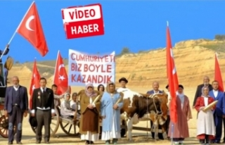 AK Parti İzmir'den 29 Ekim'e özel video