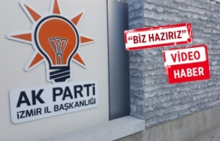 AK Parti İzmir'den dikkat çeken video