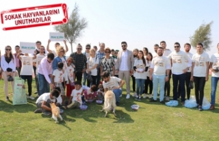 AK Parti İzmir'den örnek etkinlik!