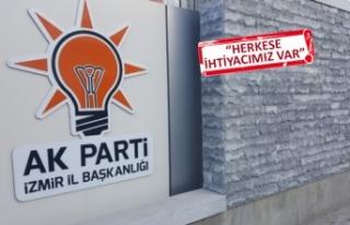 AK Parti İzmir'den 'strateji' kampı