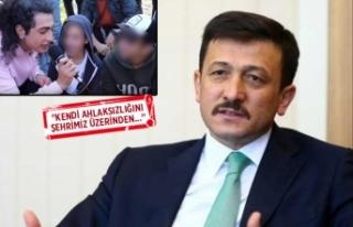 AK Partili Dağ'dan sosyal medyadaki o videoya...