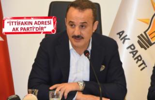 "AK Partili Şengül'den ""Cumhur İttifakı""..."