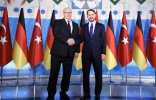 """""""Almanya, Türkiye'nin en büyük ticari..."""