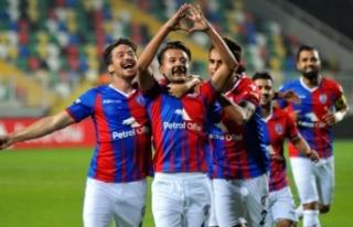 Altınordu - Eskişehirspor: 2-0
